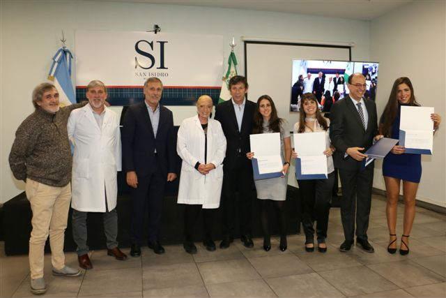 Los hospitales escuela de San Isidro siguen formando grandes especialistas