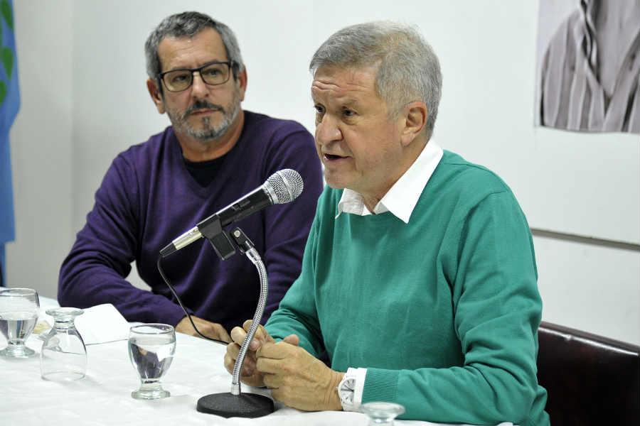 Mario Oporto disertó en General Pacheco sobre el sistema educativo argentino