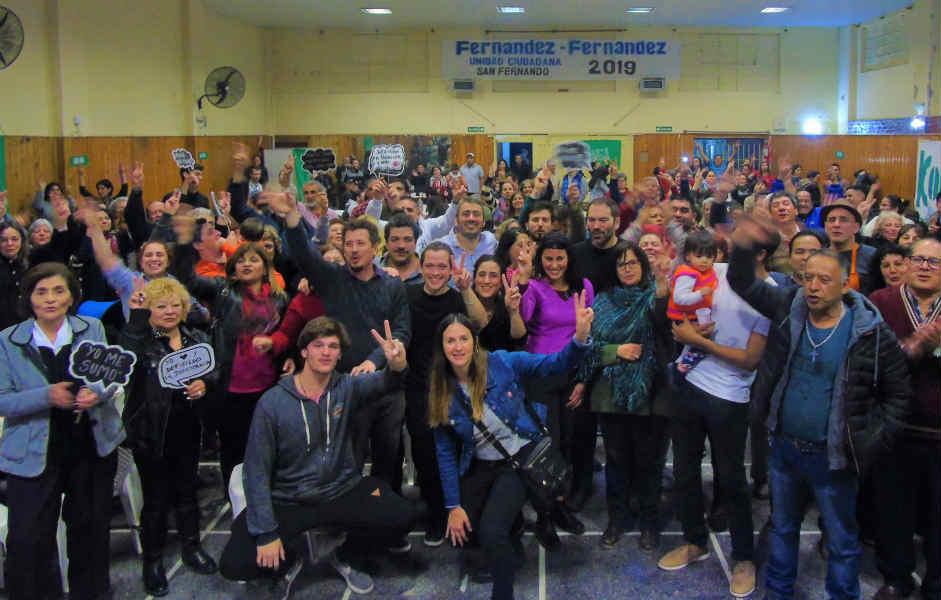 Cena Solidaria para los comedores y merenderos de San Fernando