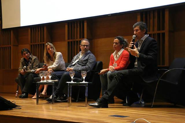 El intendente Gustavo Posse disertó en el encuentro que se realizó en el Centro Cultural de la Ciencia. Allí expuso sobre los diversos logros del Municipio en materia de sustentabilidad, desarrollo urbano y progreso social.