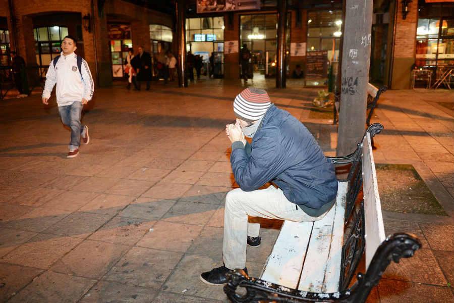 Tigre redobla esfuerzos durante el invierno para asistir a personas en situación de calle