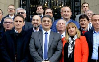 Jorge Macri participó de la audiencia en La Corte Suprema por  el cobro de Seguridad e Higiene a empresas