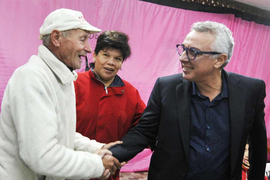 El municipio contribuirá en la renovación de la cancha del Club Deportivo Tigre