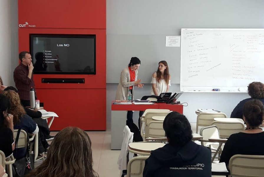 """Tigre capacitó a la comunidad educativa en """"Adolescencia y Salud Mental"""""""