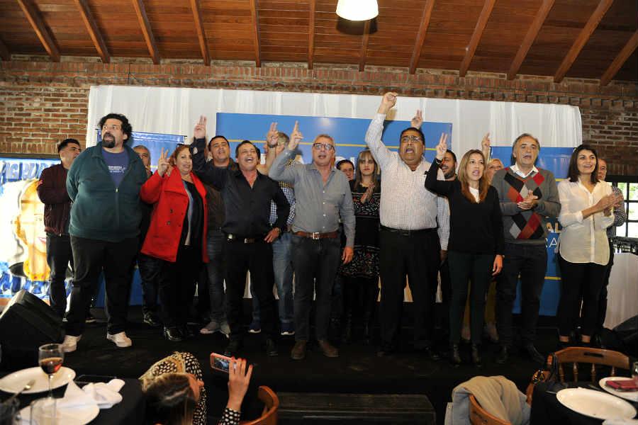Gremios y sindicatos de Tigre expresaron su apoyo a la candidatura a intendente de Julio Zamora