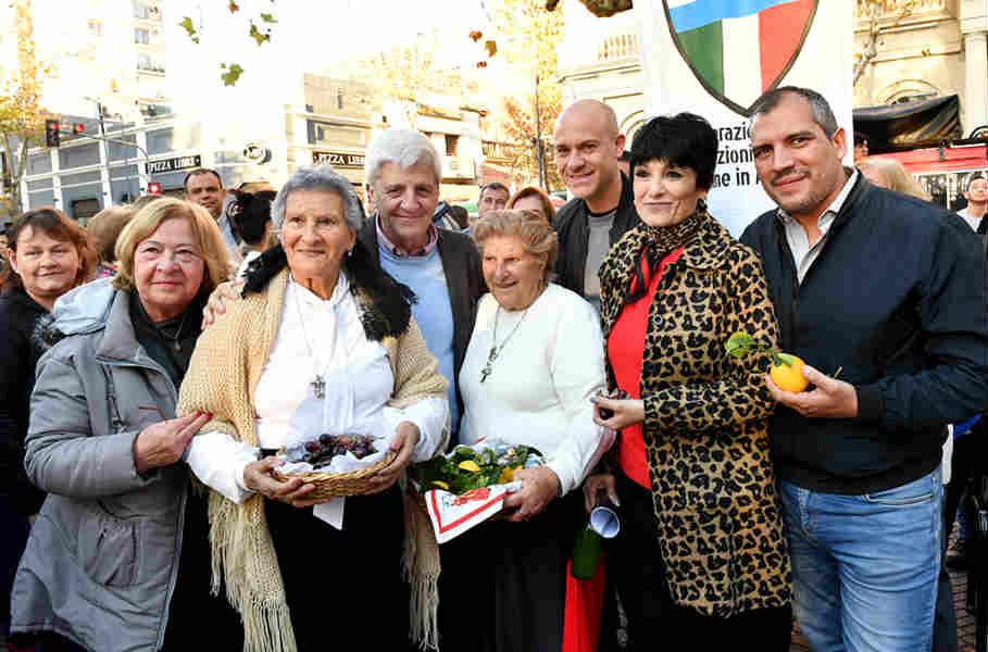 San Fernando conmemoró el Día del Inmigrante Italiano