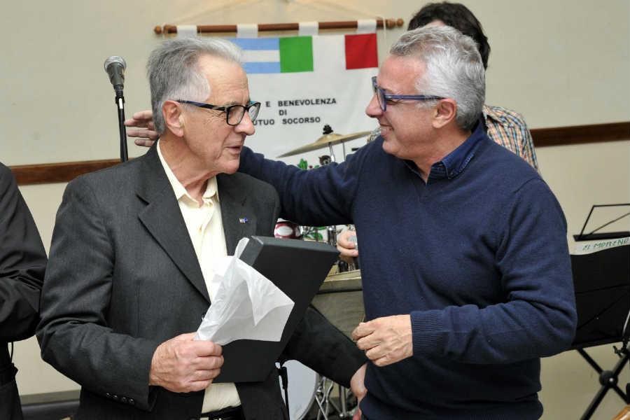 La Sociedad Italiana de Tigre festejó su 141° aniversario
