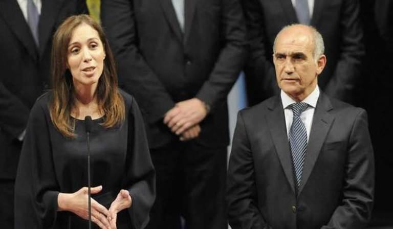 Vidal inscribió el frente provincial Juntos por el Cambio y confirmó la fórmula junto a Salvador