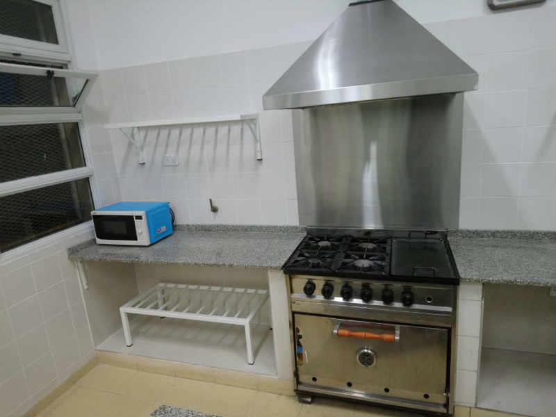 Pilar: Se remodelaron las cocinas de 41 establecimientos educativos públicos