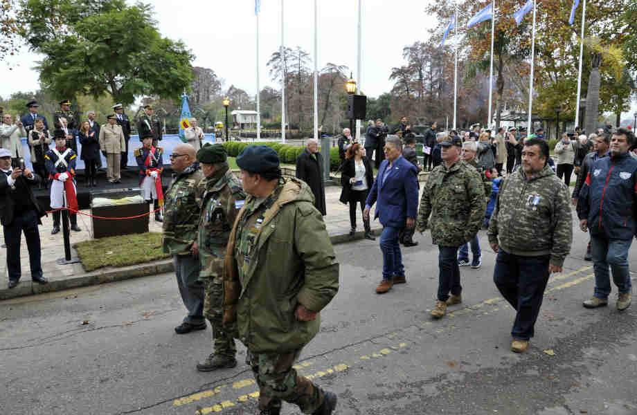 Con un emotivo acto, Tigre conmemoró el 37° aniversario del Día de la Máxima Resistencia