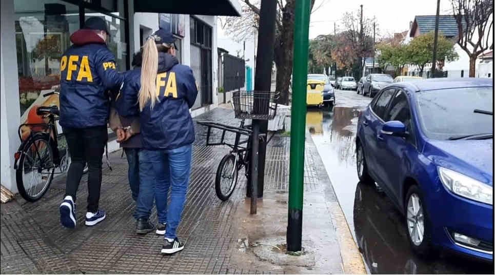 Detienen en San Isidro a un abusador con pedido de captura