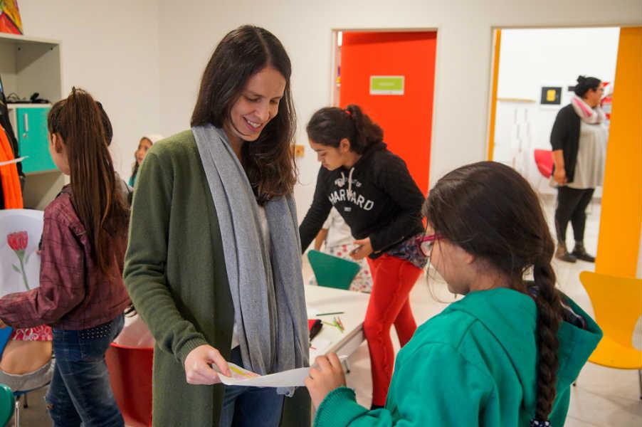 Vicente López inauguró el cuarto Centro Barrial de Infancia en el municipio