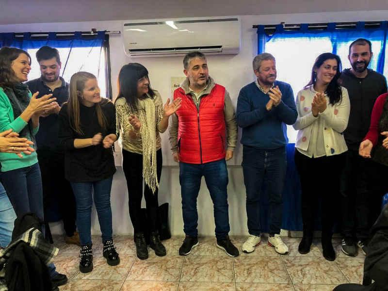 """Lorenzo Beccaria será el pre candidato a intendente del Frente """"Todos"""" en Vicente López"""