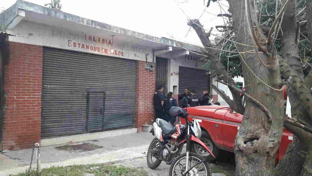 Un detenido en Florencio Varela por realizar apuestas clandestinas en una propiedad donde funcionaba una iglesia evangélica.