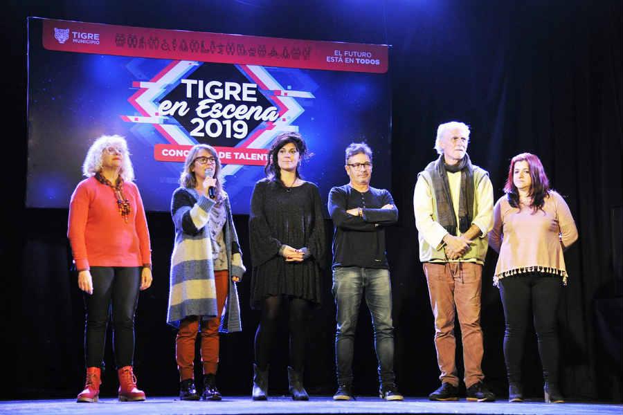 """Los vecinos exhibieron ritmo y talento musical en la segunda jornada de """"Tigre en escena 2019"""""""