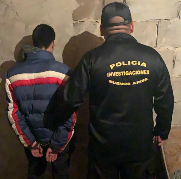 Hostigaba y enviaba videos eróticos a una menor en Moreno quedó detenido gracias al domicilio de facturación de la línea telefónica