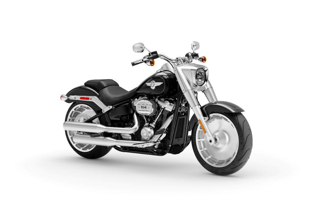 La nueva Harley-Davidson Fat Boy 2019 con motor de 1.868 CC ya está disponible en Argentina