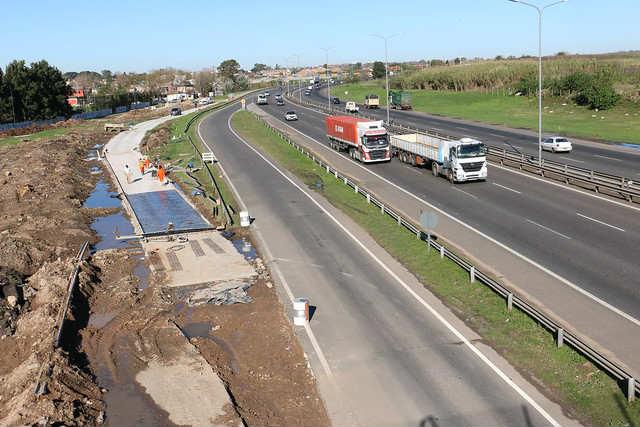 San Isidro avanza con la obra del nuevo ramal para mejorar el acceso al camino del Buen Ayre