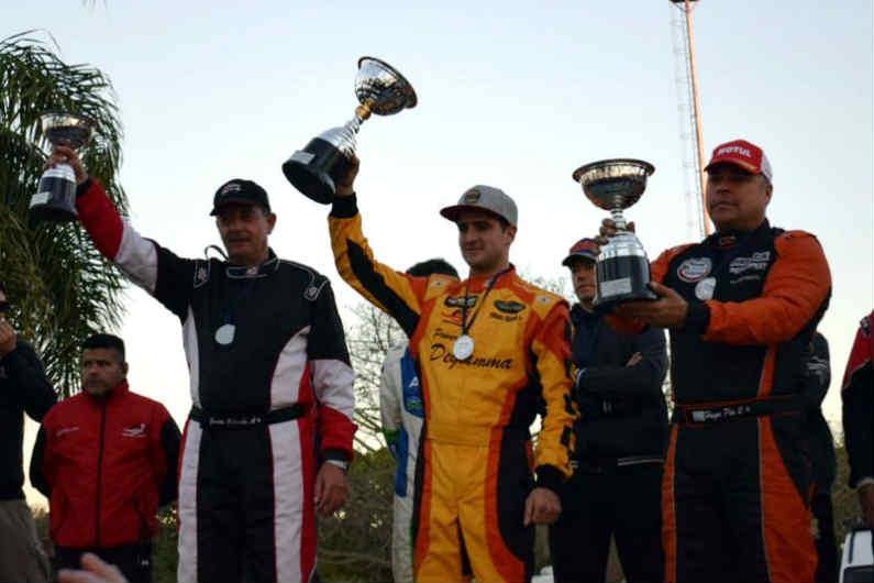 Fernando Degiamma ganó el GP de Villa Constitución de F1 Powerboat