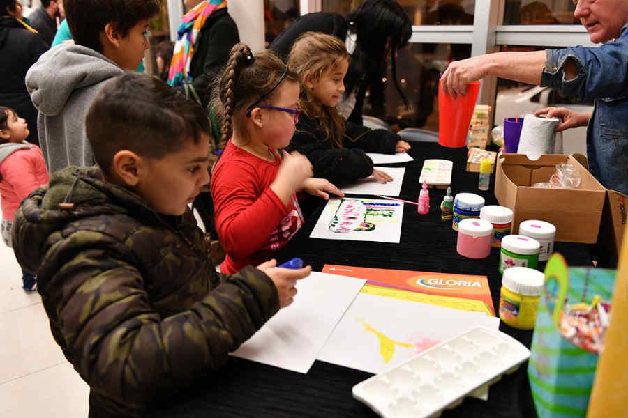San Fernando realizó en el Teatro Martinelli una jornada informativa sobre el Trastorno del Déficit Atencional (TDAH)