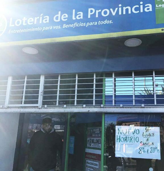Clausuran en Beccar una agencia oficial de lotería donde se realizaban jugadas clandestinas