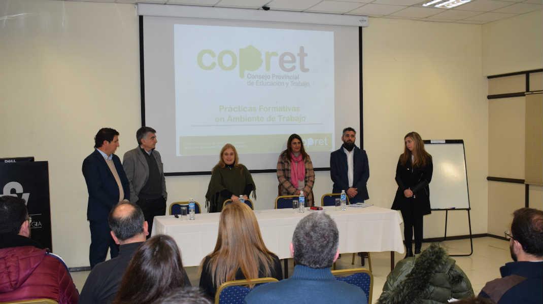 Se presentó el programa de Prácticas Profesionalizantes a nuevas empresas de Pilar
