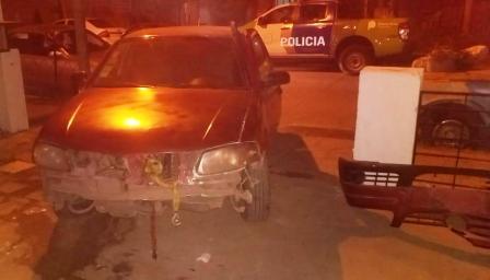 Detienen a automovilista que chocó, mató a un motociclista y huyó en Mariano Acosta
