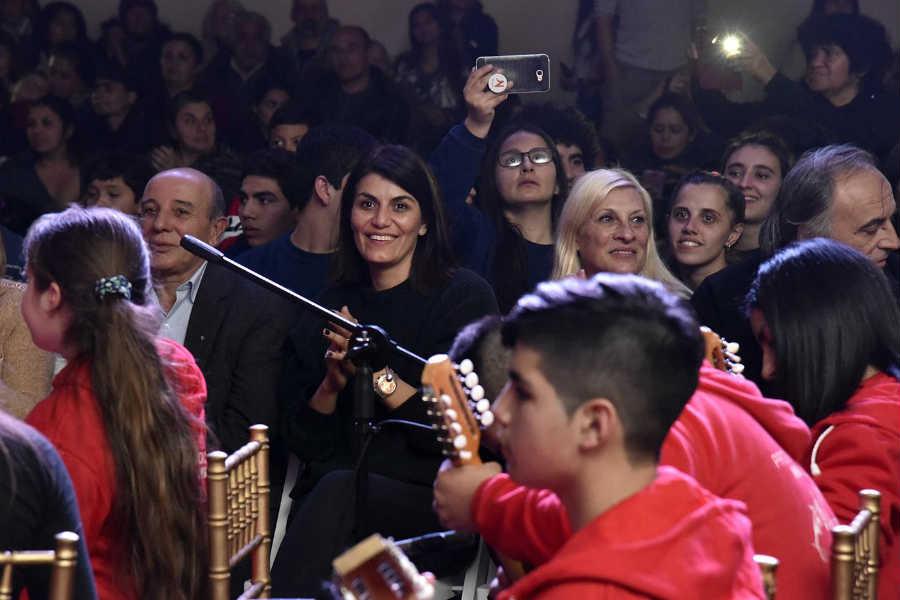 La Orquesta Ricardo Carpani de Ricardo Rojas celebró en Tigre su 7° aniversario