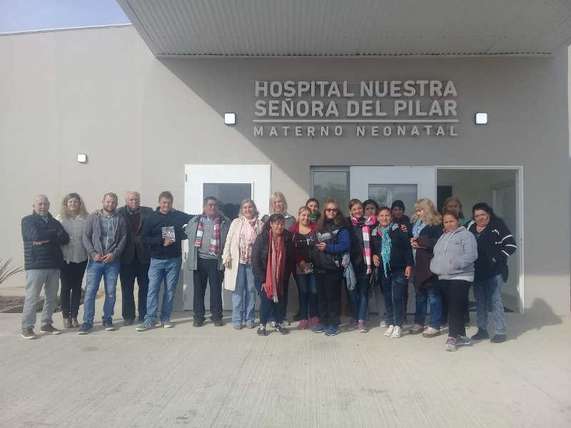 El nuevo Hospital de Pilar, cada vez más cerca