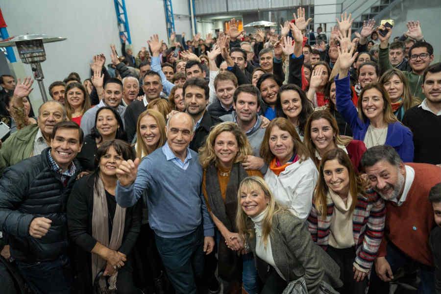 Juntos por el Cambio lanzó su campaña en San Fernando