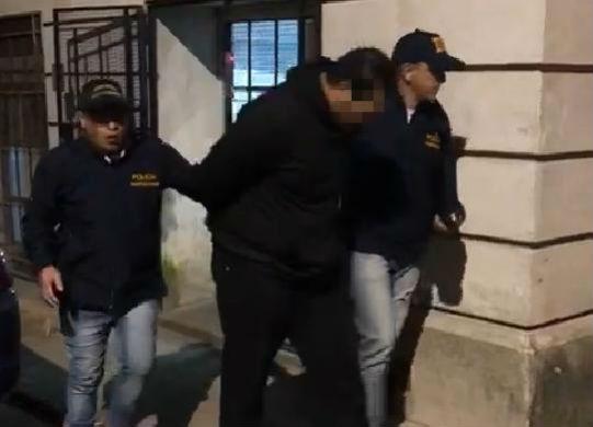 Fue detenido Esteban Gonzalez por el crimen del taxista