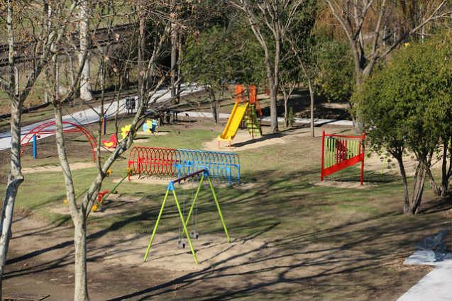 San Isidro renovó el paseo de los inmigrantes de Villa Adelina