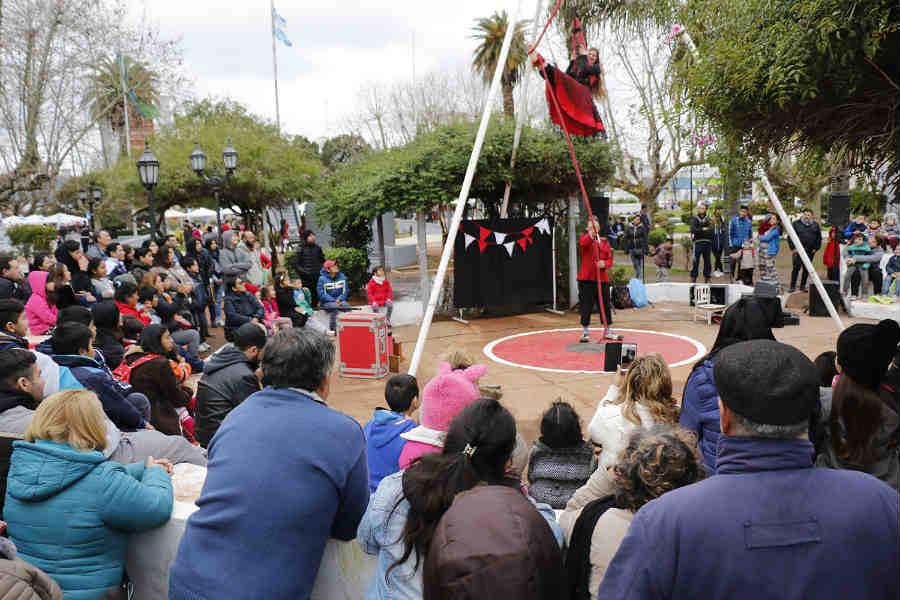 Cerca de 250 propuestas gratuitas para disfrutar en las vacaciones de invierno en Pilar
