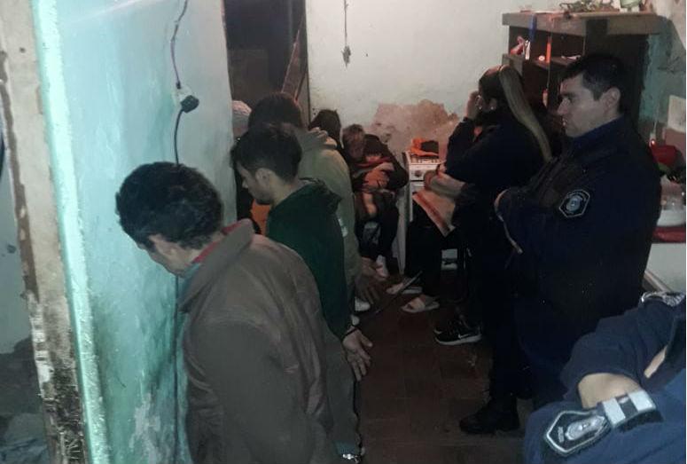 Dos peligrosos delincuentes fueron apresados en Vicente López