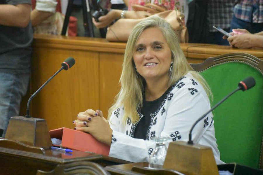 Meneca Djedjeian impulsa la tolerancia cero de alcohol para conducir en Vicente López