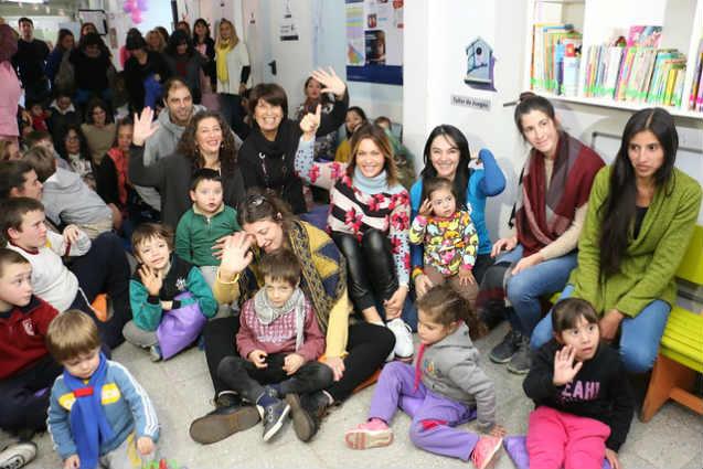 El Nido de San Isidro realizó una jornada de Mindfulness