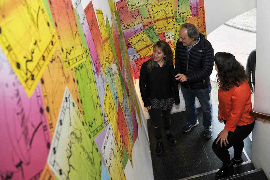 En la Casa de las Culturas se inauguró Tigre Abierto, la muestra que une a artistas contemporáneos del siglo XXI