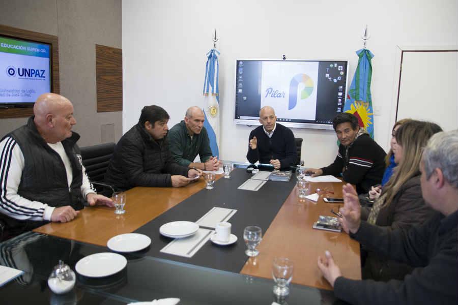 Nuevo aumento para los empleados municipales de Pilar