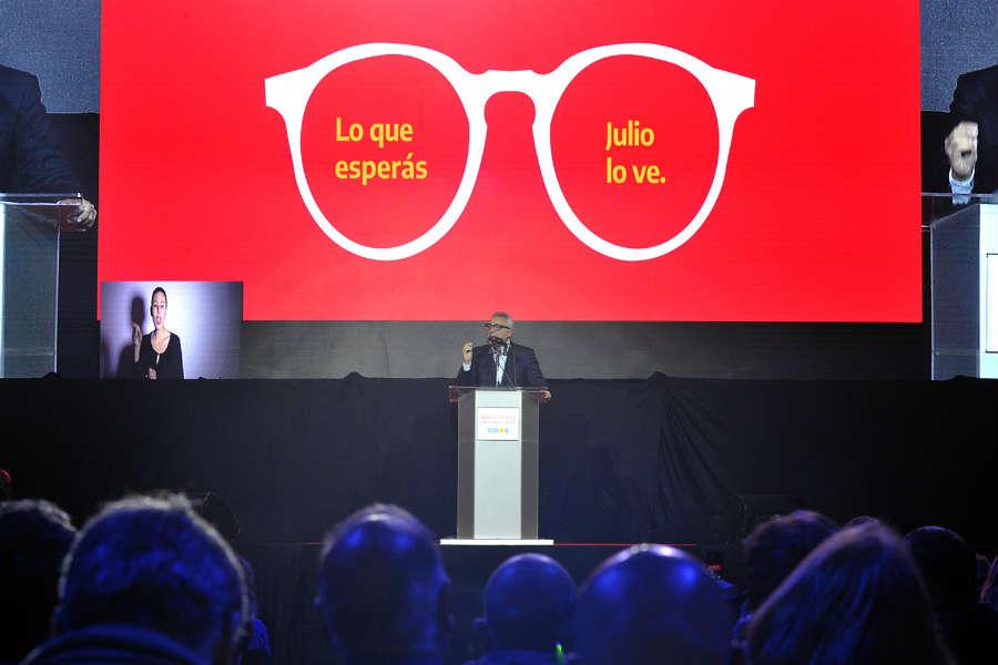 Julio Zamora lanzó su candidatura a intendente de Tigre
