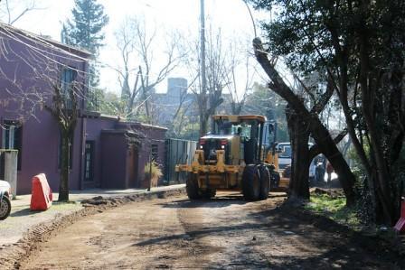 San Isidro: La Horqueta tendrá 22 cuadras con asfalto nuevo
