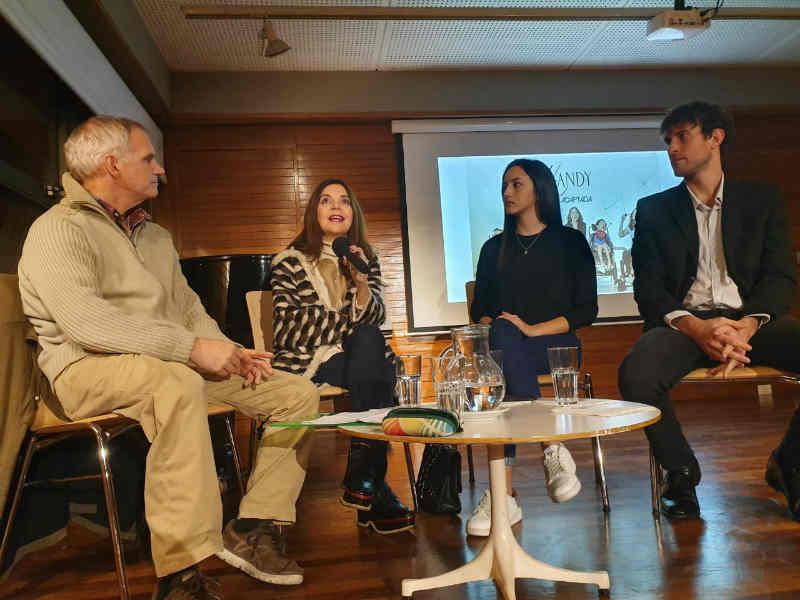 Protagonistas San Isidro tuvo un nuevo encuentro con tres innovadores sociales que trabajan desde la música, la moda y la tecnología