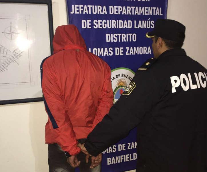 Atrapan en Remedios de Escalada a uno de los delincuentes que participó en el crimen del pizzero Adrián Albanese