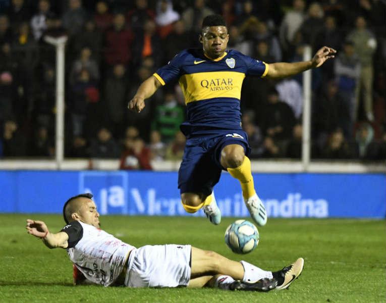 Boca, con autoridad y en una actuación sin fisuras, le ganó a Patronato en Paraná