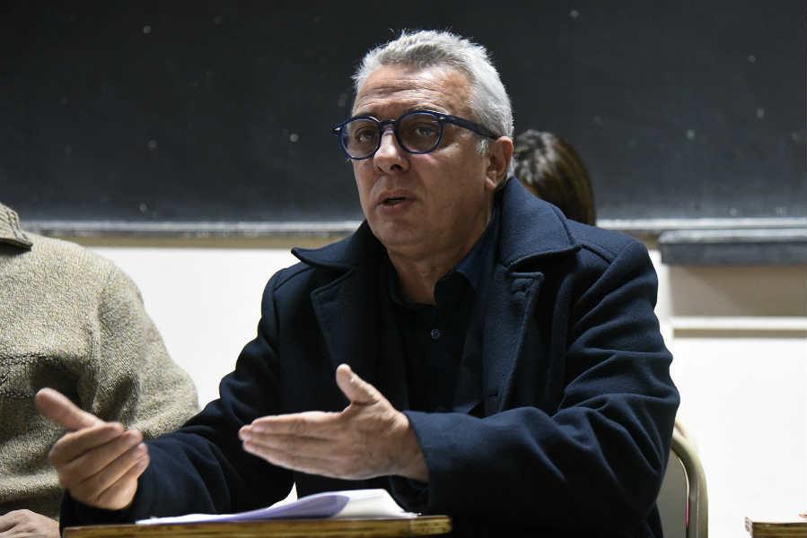 Julio Zamora disertó en el Encuentro Nacional de Equipos Técnicos del Frente de Todos