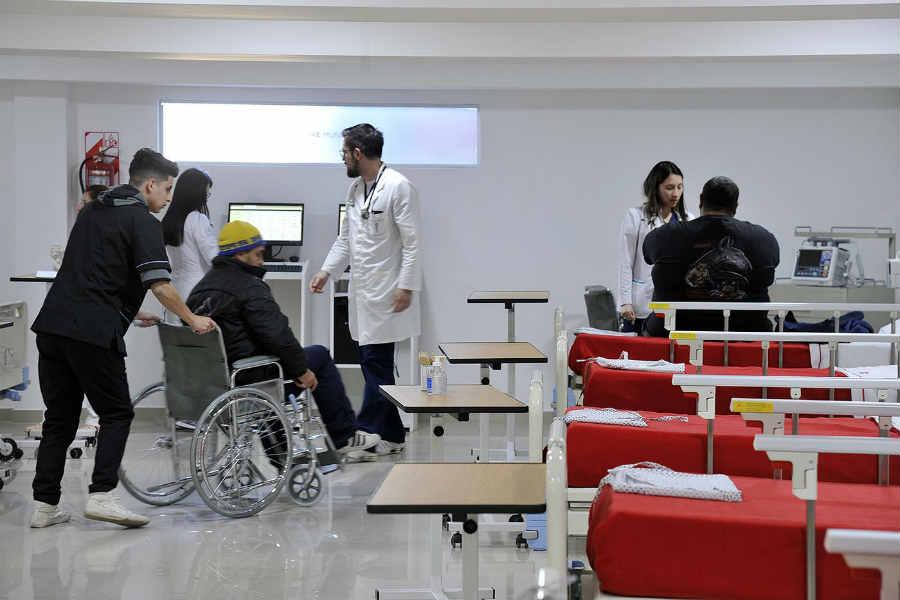 Más de 15.000 vecinos de Tigre se atendieron en el Hospital Municipal de Don Torcuato en sus primeros 20 días de funcionamiento