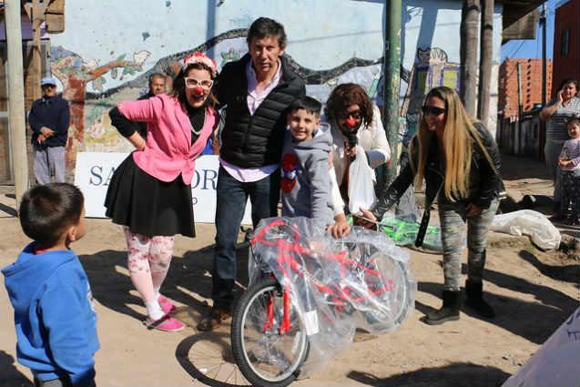 San Isidro festejó el Día del Niño