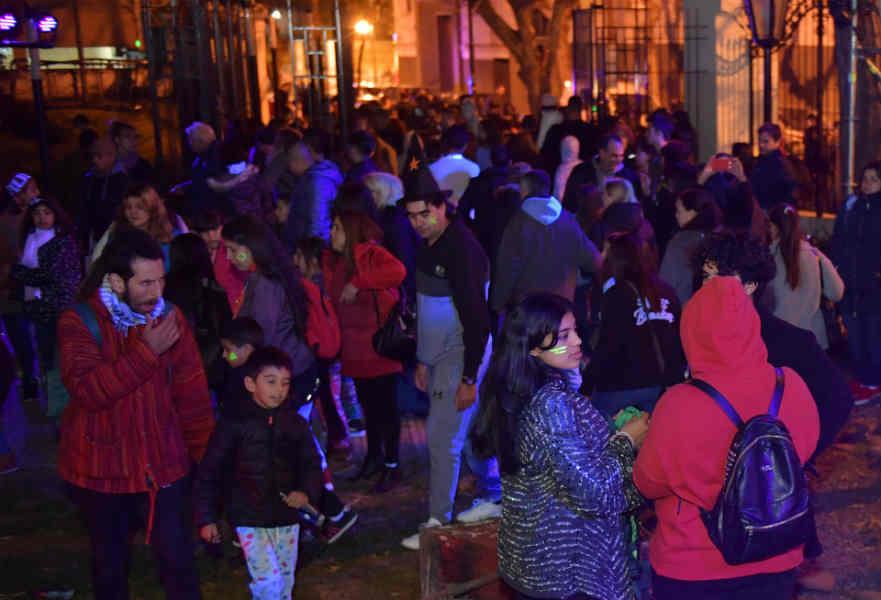 En San Fernando, miles de familias disfrutaron de espectáculos gratuitos en las vacaciones de invierno