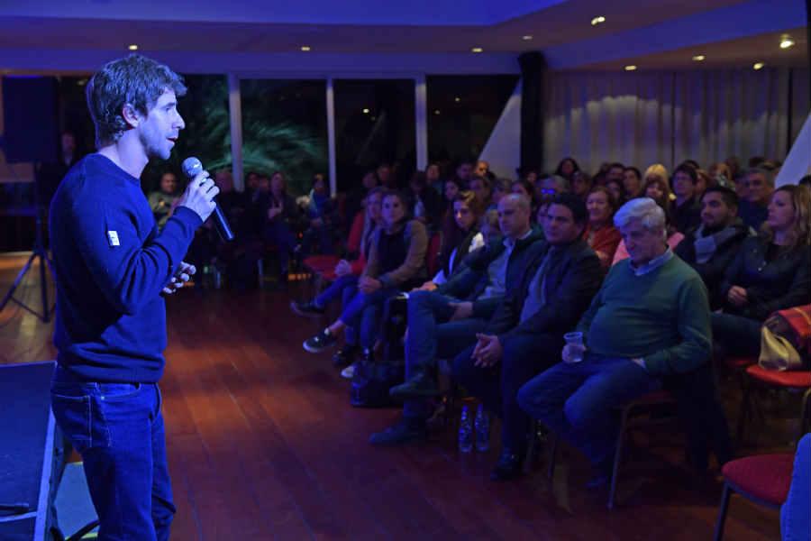 última reunión general antes del comicio y se les agradeció el esfuerzo que se pondrá de manifiesto. Estuvieron presentes el Jefe Comunal Luis Andreotti, y el precandidato a Intendente por el Frente de Todos, Juan Andreotti.