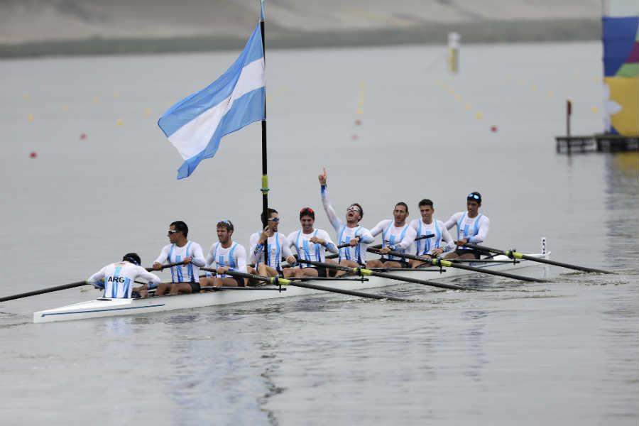 """Argentina cerró los panamericanos superando las 100 medallas por tercera vez en su historia, primera de """"visitante"""""""