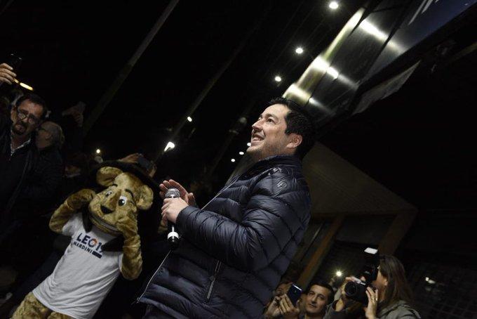 """Nardini le ganó a Cariglino en Malvinas Argentinas: """"es un número histórico la diferencia que logramos"""""""